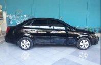 Cần bán lại xe Daewoo Lacetti năm sản xuất 2010, màu đen, nhập khẩu nguyên chiếc, xe gia đình giá 320 triệu tại Bình Dương