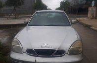 Cần bán gấp Daewoo Nubira sản xuất 2001, màu trắng, đảm bảo không cấn đụng giá 100 triệu tại Quảng Nam