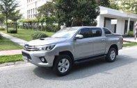 Bán xe Toyota Hilux 2015, màu bạc, nhập khẩu số tự động, giá 760tr  giá 760 triệu tại Bình Dương