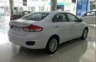 Cần bán xe Suzuki Ciaz năm 2018, màu trắng, nhập khẩu Thái Lan giá 499 triệu tại Tp.HCM