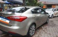 Cần bán Kia K3 2.0 AT sản xuất 2014, màu vàng giá 535 triệu tại Hà Nội
