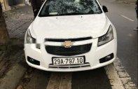 Bán Chevrolet Lacetti sản xuất 2009, màu trắng xe gia đình, giá tốt giá 290 triệu tại Hà Nội