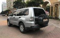 Bán Mitsubishi Pajero màu bạc, đời 2008, xe nhập khẩu, tay lái trợ lực, điều hòa, bánh treo giá 395 triệu tại Hà Nội
