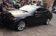 Cần bán BMW 3 Series 320i đời 2009, màu đen, nhập khẩu giá 570 triệu tại Tp.HCM