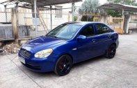 Bán Hyundai Verna năm sản xuất 2008, màu xanh lam, nhập khẩu nguyên chiếc chính chủ giá 215 triệu tại Tp.HCM