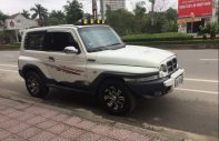 Bán Ssangyong Korando sản xuất năm 2005, màu trắng, xe nhập giá 185 triệu tại Hà Tĩnh