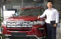 Cần bán xe Ford Explorer sản xuất 2019, màu đỏ giá 2 tỷ 600 tr tại Tp.HCM