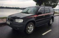 Bán Ford Escape 2.0 MT 2003, màu đen, số sàn giá 198 triệu tại Đà Nẵng