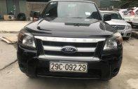 Bán xe Ford Ranger sản xuất 2011 màu đen, giá 330 triệu, xe nhập giá 330 triệu tại Hà Nội