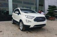 Bán ô tô Ford EcoSport Titanium 1.5L AT đời 2018, màu trắng, mới 100% giá 648 triệu tại Thanh Hóa
