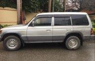 Cần bán Mitsubishi Pajero 2001, màu bạc giá 160 triệu tại Tuyên Quang