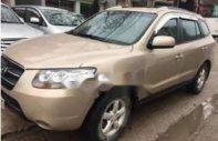 Cần bán Hyundai Santa Fe 2.2 MT đời 2008, màu vàng giá 430 triệu tại Hà Nội