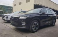 Bán ô tô Hyundai Santa Fe sản xuất năm 2019, màu đen giá 1 tỷ tại Hà Nội