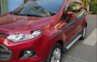 Cần bán lại xe Ford EcoSport đời 2017, màu đỏ, gần như còn mới giá 650 triệu tại Tp.HCM