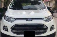 Cần bán gấp Ford EcoSport Titanium 1.5L AT sản xuất năm 2015, màu trắng, 500 triệu giá 500 triệu tại Tp.HCM
