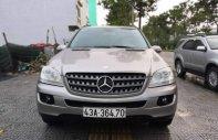 Bán Mercedes-Benz ML350 4Matic nhập Mỹ, đăng ký lần đầu 2007 giá 470 triệu tại Đà Nẵng