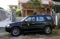 Cần bán lại xe Ford Escape 2014, màu đen, nhập khẩu nguyên chiếc, giá chỉ 249 triệu giá 249 triệu tại Đắk Lắk