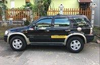 Cần bán lại xe Ford Escape sản xuất năm 2003, màu đen giá 165 triệu tại Đà Nẵng