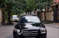 Cần bán Hyundai Santa Fe MLX 2.0 AT đời 2008, màu đen, xe nhập giá 535 triệu tại Hà Nội