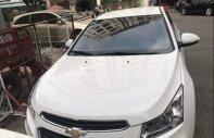 Bán Chevrolet Cruze LT năm sản xuất 2017, màu trắng   giá 549 triệu tại Tp.HCM