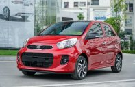 Bán xe Kia Morning S AT đời 2019, màu đỏ, trả 130 triệu lấy xe về nhà giá 393 triệu tại TT - Huế