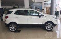 Cần bán Ford EcoSport 1.5 titanium năm 2018, màu trắng giá 610 triệu tại Hà Nội