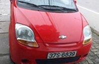 Bán Chevrolet Spark Van 2009, màu đỏ giá cạnh tranh giá 89 triệu tại Hà Tĩnh