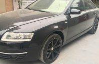 Bán Audi A6 sản xuất năm 2007, màu đen, giá 529tr giá 529 triệu tại Hải Phòng