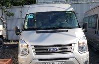 Cần bán thanh lý Ford Transit sản xuất năm 2017, màu bạc, giá khởi điểm 630 triệu giá 630 triệu tại Tp.HCM