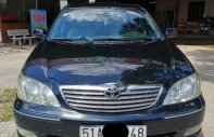 Cần bán Toyota Camry 2004, màu đen   giá 380 triệu tại Tây Ninh