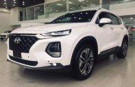 Bán xe Hyundai Santa Fe sản xuất năm 2019, màu trắng  giá 1 tỷ 195 tr tại Hà Nội