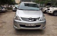 Chính chủ bán Toyota Innova đời 2009, màu bạc, giá chỉ 410 triệu  giá 410 triệu tại Hà Nội