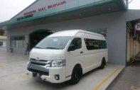 Cần bán gấp Toyota Hiace đời 2018, màu trắng, nhập khẩu giá 954 triệu tại Hải Phòng