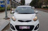 Cần bán lại xe Kia Morning đời 2011, màu trắng, nhập khẩu   giá 325 triệu tại Hà Nội