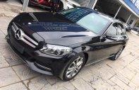 Cần bán gấp Mercedes C200 sản xuất 2015, màu đen giá 1 tỷ 100 tr tại Hà Nội