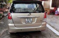 Bán Toyota Innova đời 2012, màu vàng cát giá 435 triệu tại Tp.HCM