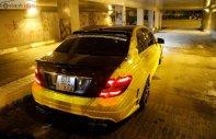Cần bán lại xe Mercedes năm 2011, màu vàng, nhập khẩu nguyên chiếc   giá 800 triệu tại Tp.HCM
