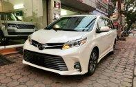 Bán Toyota Sienna Limited 3.5 năm sản xuất 2018, màu trắng, xe nhập giá 4 tỷ 380 tr tại Hà Nội