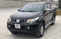 Bán ô tô Mitsubishi Triton đời 2017, màu đen, xe nhập, số tự động giá 530 triệu tại Hà Nội