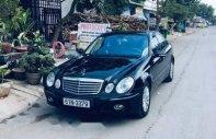 Bán Mercedes E280 sản xuất năm 2007, màu đen, nhập khẩu  giá 485 triệu tại Tp.HCM