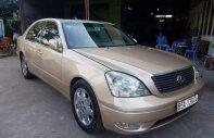 Cần bán xe Lexus SL LS430 sản xuất năm 2001, màu nâu, xe nhập, giá chỉ 455 triệu giá 455 triệu tại Đồng Tháp
