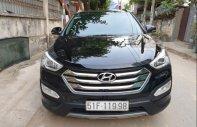 Bán Hyundai Santa Fe 2014, màu đen, nhập khẩu giá 948 triệu tại Tp.HCM