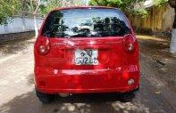 Xe cũ Chevrolet Spark Van đời 2013, màu đỏ, giá 135tr giá 135 triệu tại Đồng Nai