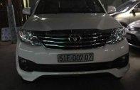 Bán Toyota Fortuner đời 2015, màu trắng đã đi 40.000 km giá Giá thỏa thuận tại Tp.HCM