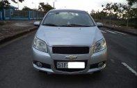 Cần bán gấp Chevrolet Aveo LT đời 2015, màu bạc ít sử dụng giá 288 triệu tại Đồng Nai