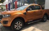 Bán Ford Ranger đời 2019, màu cam, nhập khẩu giá cạnh tranh giá 853 triệu tại Tp.HCM