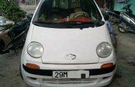Bán Daewoo Matiz 2001, màu trắng, xe nhập giá 72 triệu tại Khánh Hòa