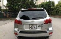 Bán ô tô Hyundai Santa Fe MLX 2.0AT đời 2007, màu bạc giá 475 triệu tại Hà Nội