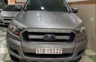Bán Ford Ranger năm sản xuất 2017, màu bạc, xe gia đình  giá 555 triệu tại Tp.HCM