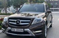 Bán ô tô Mercedes GLK 250 AMG sản xuất 2014, màu nâu giá 1 tỷ 250 tr tại Hà Nội